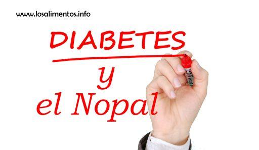 Nopal para la Diabetes ¿Por qué y Cómo consumirlo? 1