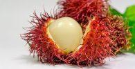 ¿Cómo pelar y comer un rambután? ¿Cómo es su sabor? 4